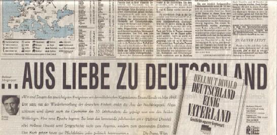 deutschland waffenstillstand oder frieden